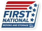 First National Moving Storage logo