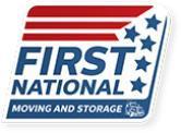 First National Moving Storage logo