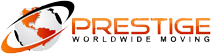 Prestige Worldwide Moving Storage logo