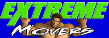 Extreme Movers logo