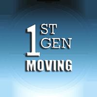 1st Gen Moving logo