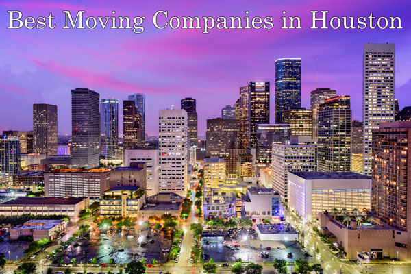 Houston Moving Companies banner image