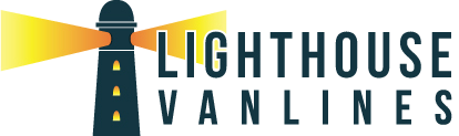Lighthouse Van Lines logo