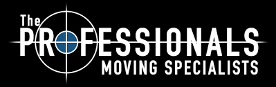 The Professionals Moving Specialists logo