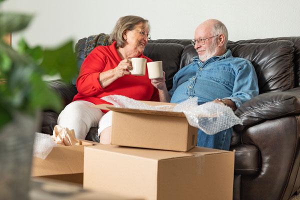 senior moving services photo