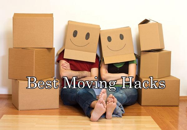 best moving hacks banner image