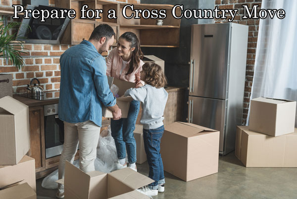 prepare for a cross country move banner image