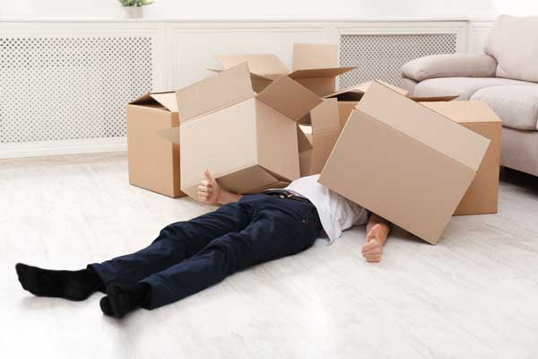 Number of Moving Boxes Required