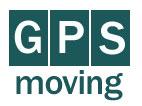 GPS Moving logo