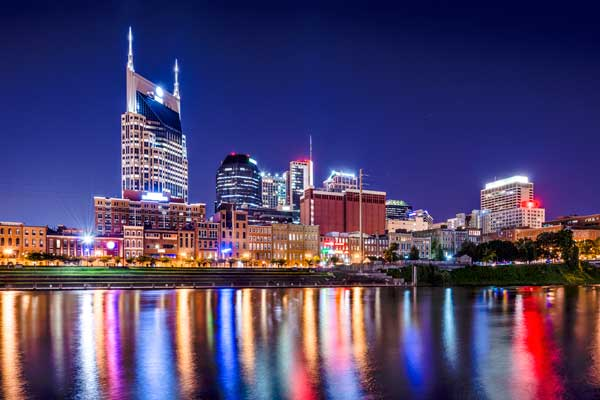 Moving to Nashville TN