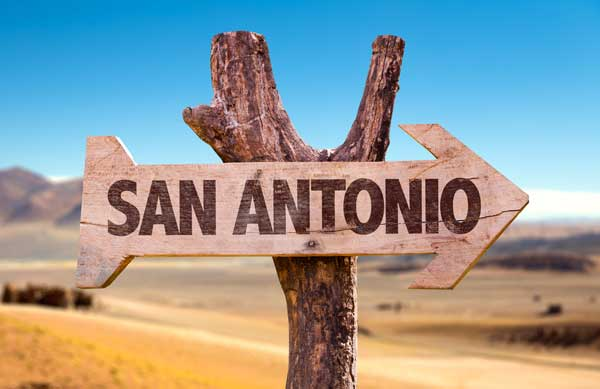 Moving to San Antonio, Texas