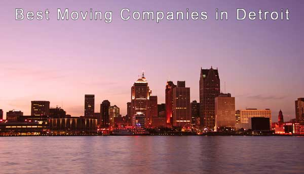 Detroit Moving Companies Banner image