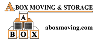 A Box Moving and Storage logo