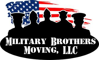 Military Brothers Moving logo