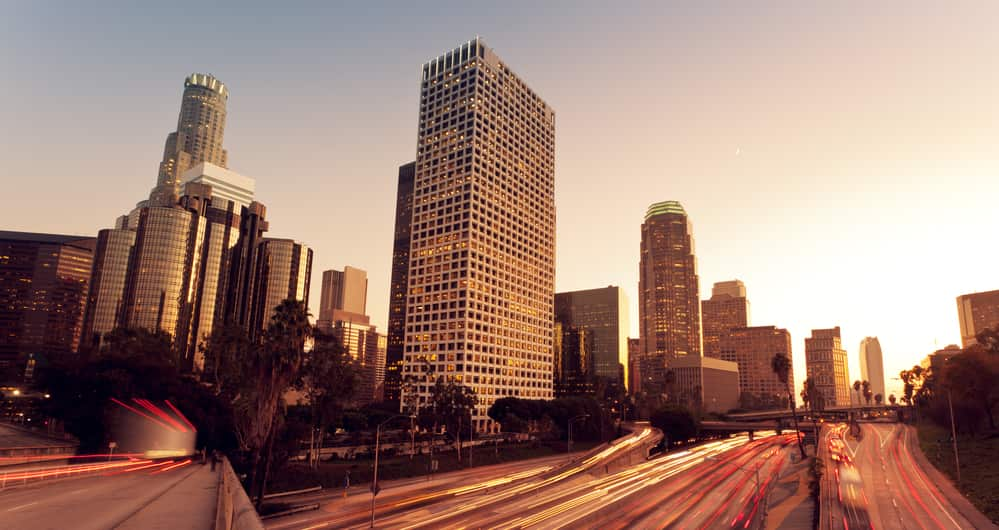 Moving Companies in Los Angeles banner image