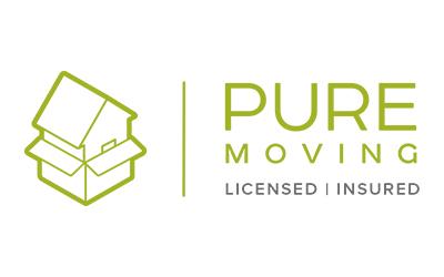 Pure Moving Company logo