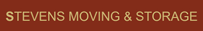 Stevens Moving and Storage logo