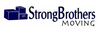 Strong Brothers Moving logo