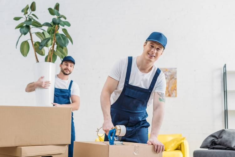 hiring quality movers