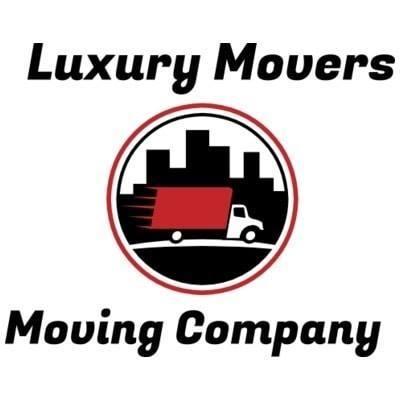 Luxury Movers Moving Company logo
