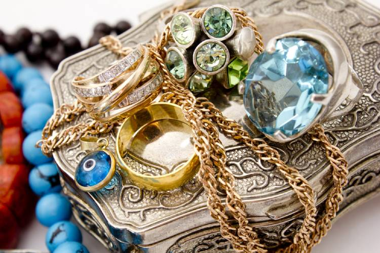 Packing Jewelry