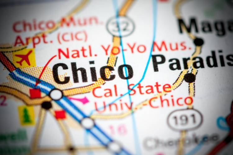 Chico California