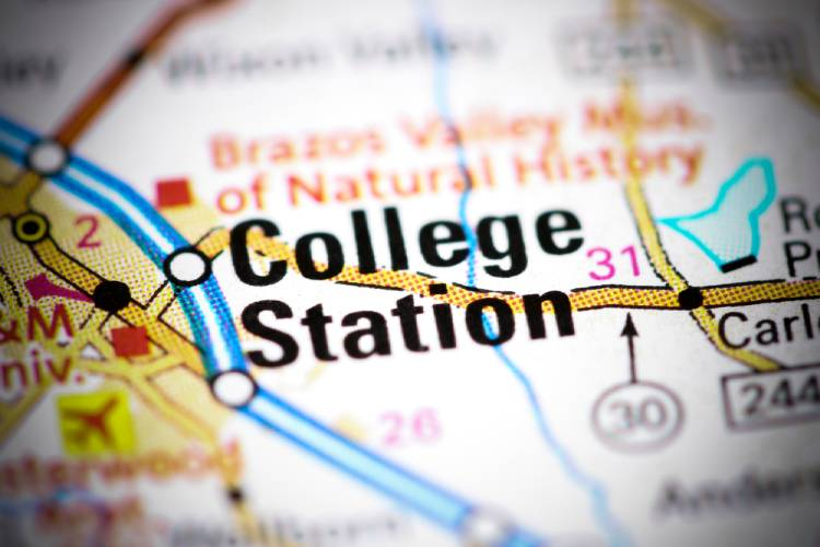 College Station Texas