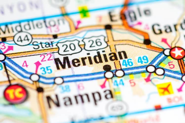 Meridian Idaho