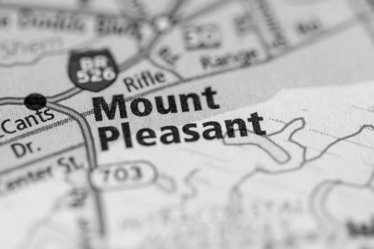 Mount Pleasant, CA