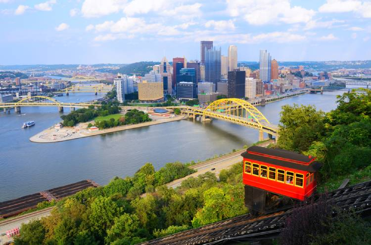 Moving Companies in Pittsburgh