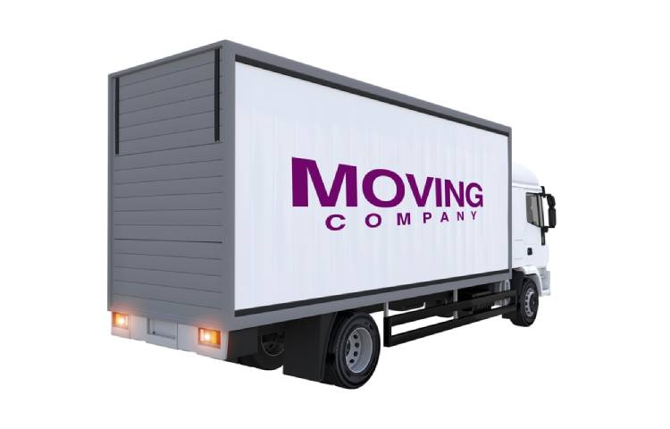 USDOT Number of a Moving Company