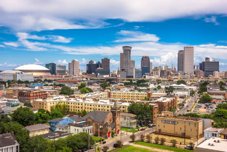 Best Moving Companies in New Orleans