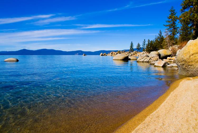 Lake Tahoe - Resort Town