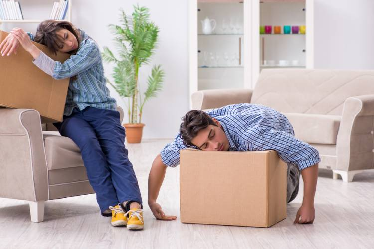 Perform Home Inventory when Moving