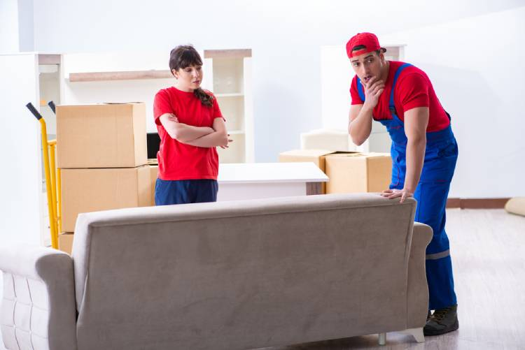 What to do When Movers Break or Lose Your Stuff